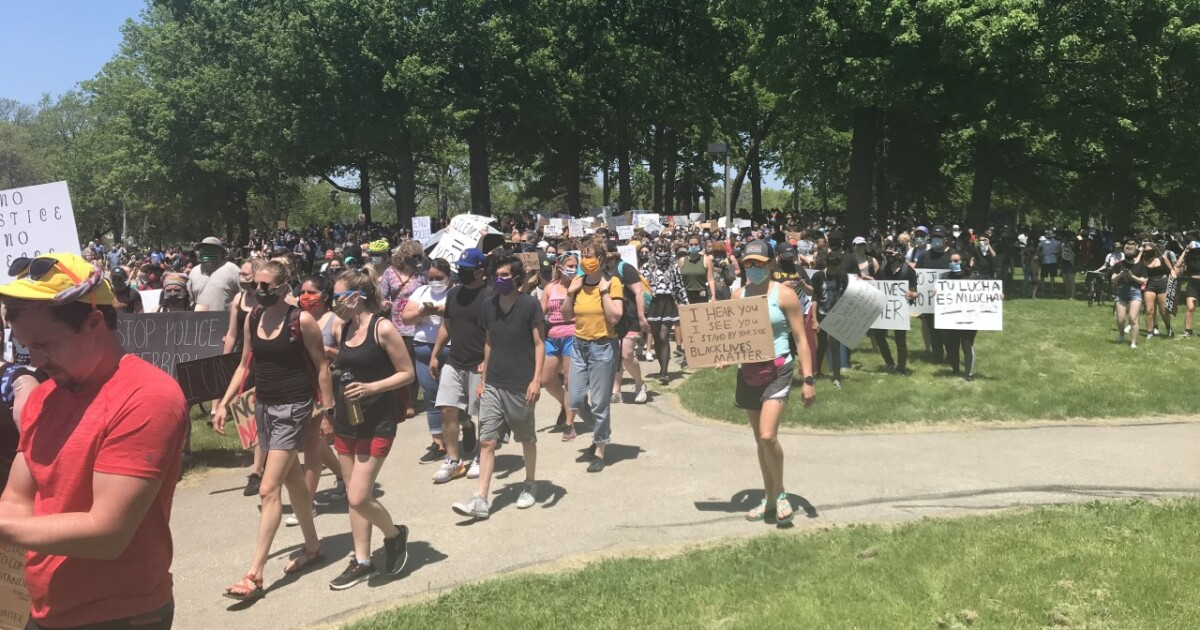 Live: George Floyd protests in Milwaukee enter sixth day