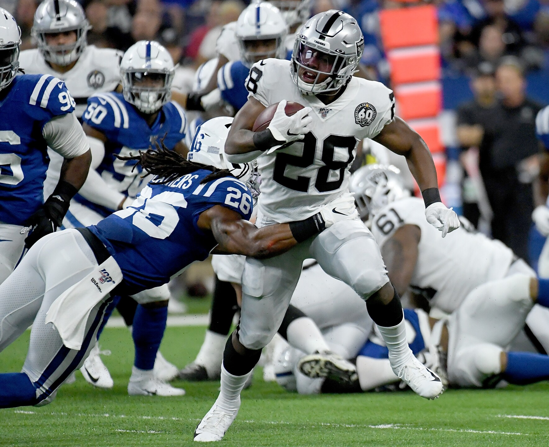 Oakland Raiders v Indianapolis Colts
