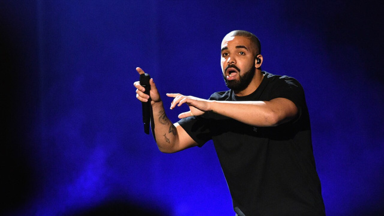 Woman breaks into Drake's house, raids his fridge