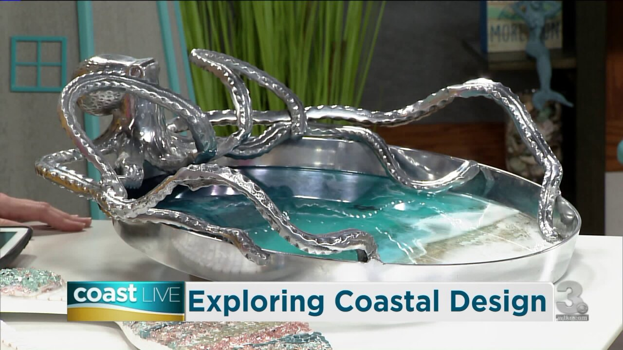 Going Coastal with unique decor and a chance to win on Coast Live