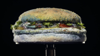 Why Burger King Is Showing A Moldy Whopper In Its New Commercials