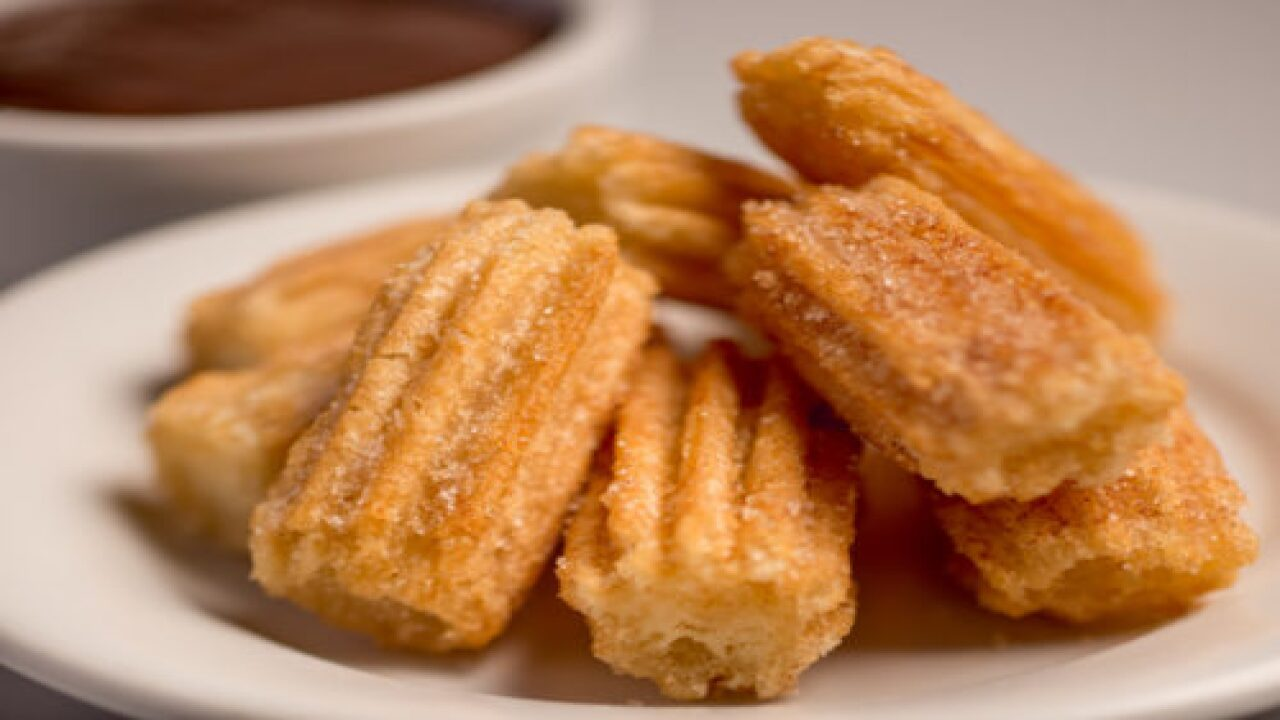Disney Just Shared The Recipe For Their Famous Churro Bites So You Can Make Them At Home