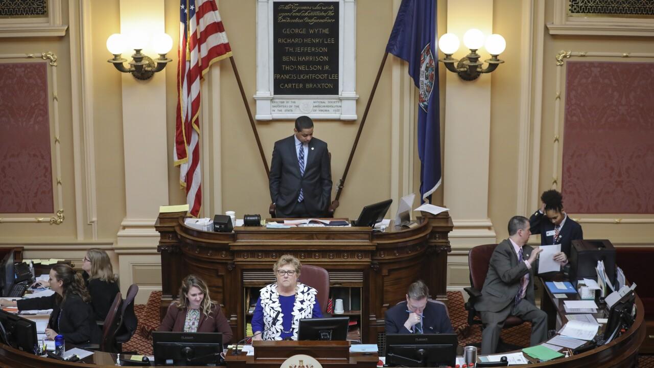 Lawmakers sustain Northam'svetoes