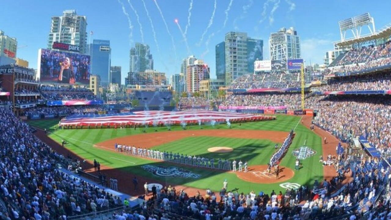 Padres Opening Day marked by changes