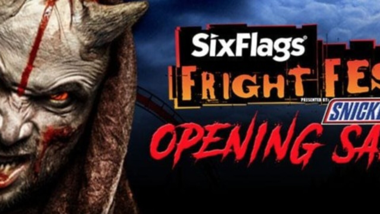 That's spooky! Here's everything you need to know as Fright Fest returns to Six Flags Darien Lake