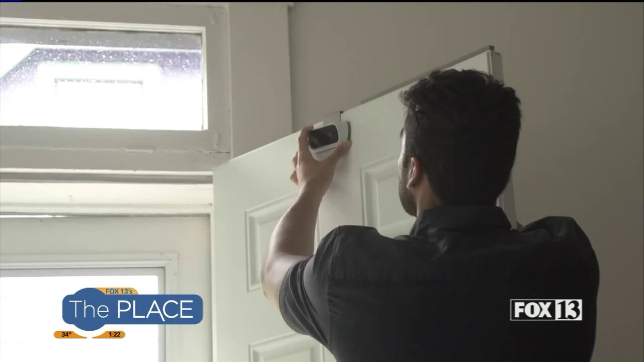 Utah's BodyGuardz wins award at CES 2020 with smart homeproduct