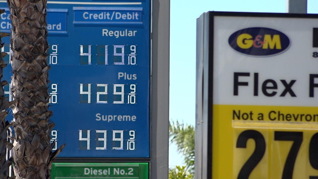 Gas Prices In California >> California Gas Tax Set To Increase July 1