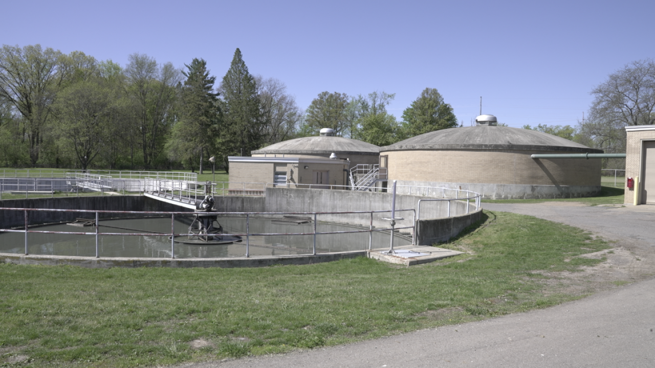 Jackson Wastewater Treatment Plant