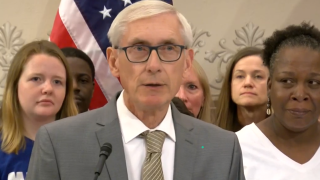 Gov. Evers confirms two deaths linked to coronavirus in Wisconsin