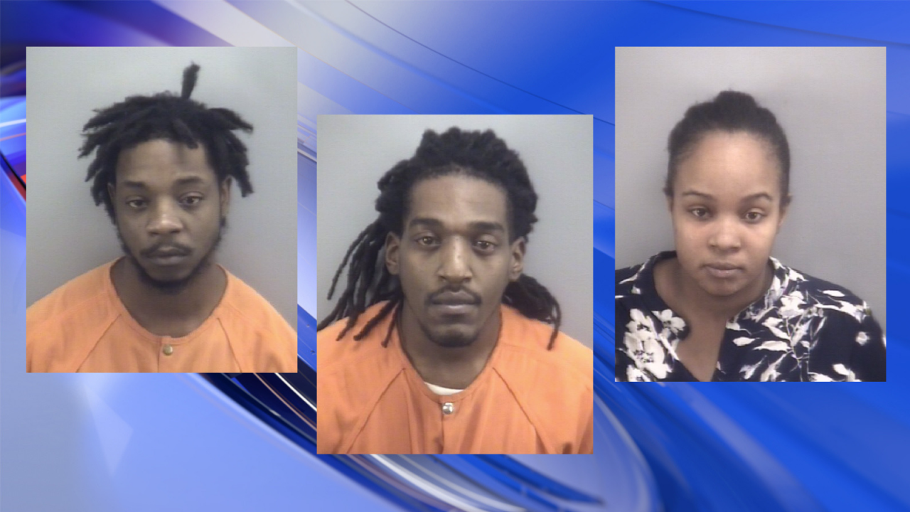 Three arrested after early-morning homicide in VirginiaBeach