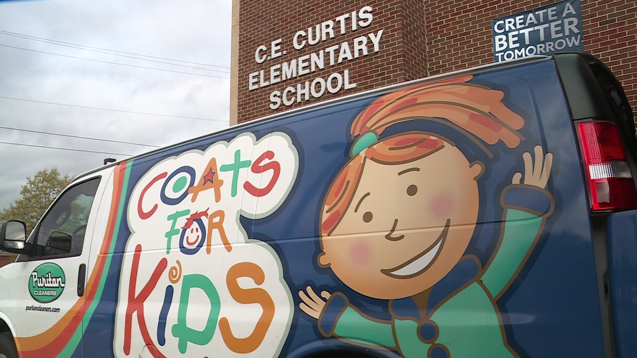 Coats for Kids helps teach kindness, love