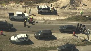 Fight between construction workers on Florida turnpike leads to fatal stabbing, FHP says