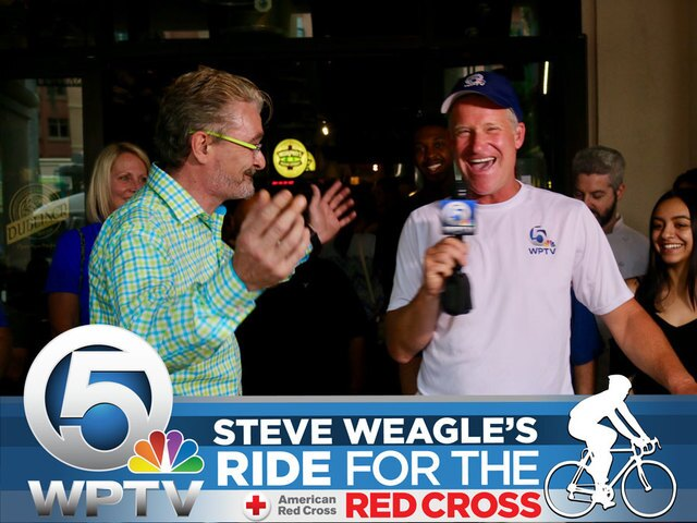 PHOTOS: Steve's Ride for the American Red Cross