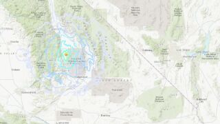 4.6 magnitude aftershock reported near Ridgecrest, California