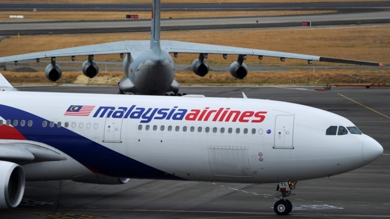 Malaysia: Debris 'almost certainly' from MH370