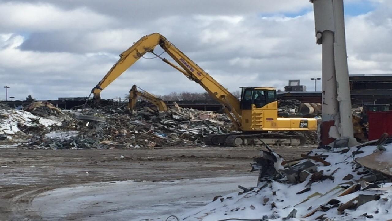 PHOTOS: Parmatown Mall demolished