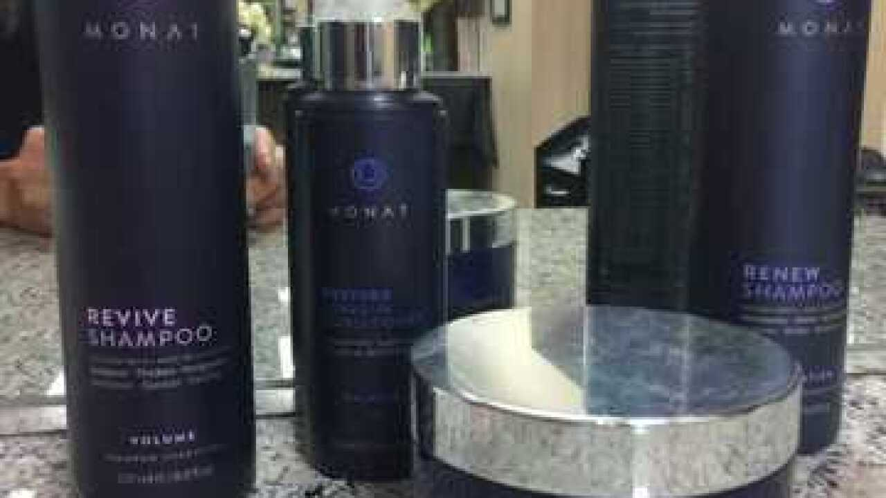 Women claim Monat hair products cause balding