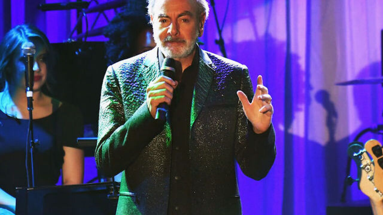 Neil Diamond announces he is canceling tour, retiring after Parkinson's diagnosis