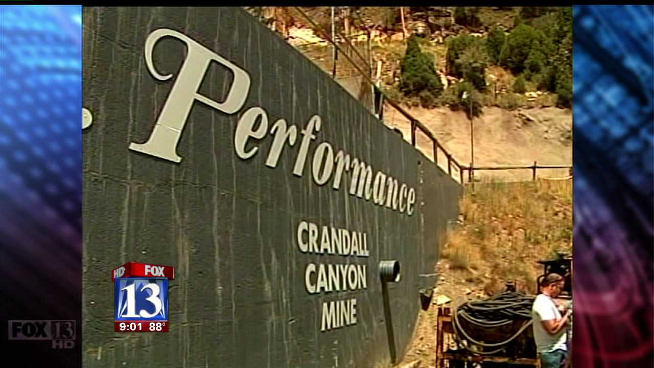 Possible plans to reopen Crandall Canyon mine