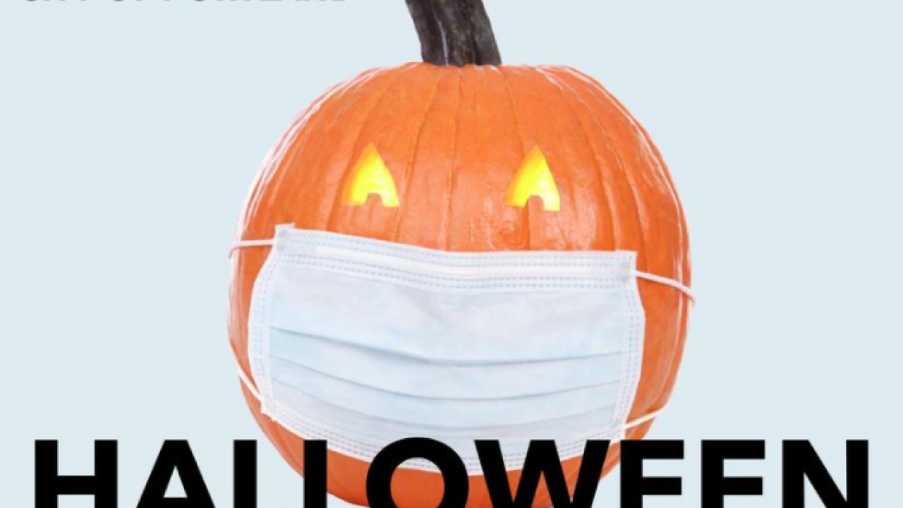 Halloween isn't canceled, Portland City Manager says