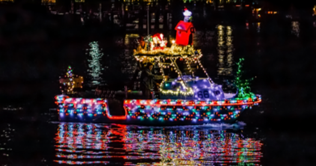 Morro Bay Christmas Boat Parade 2020 Morro Bay Lighted Boat Parade postponed due to weather