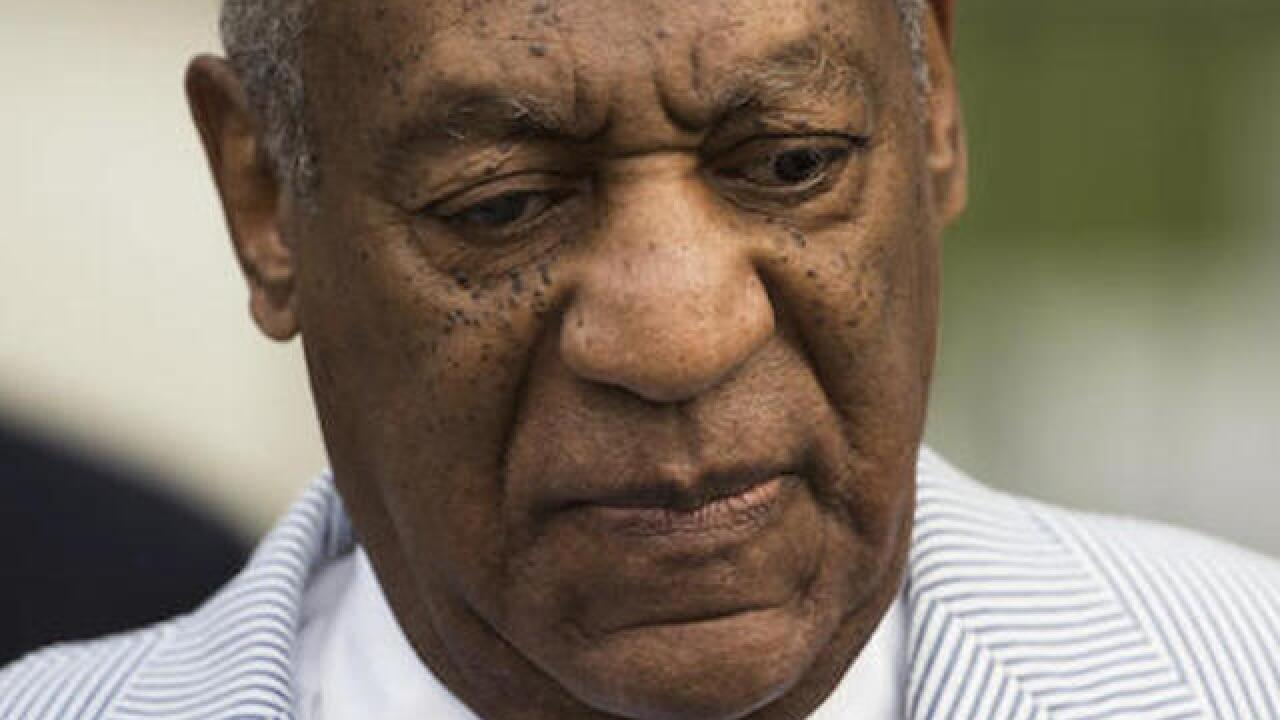 Bill Cosby's testimony can be used in sex assault trial