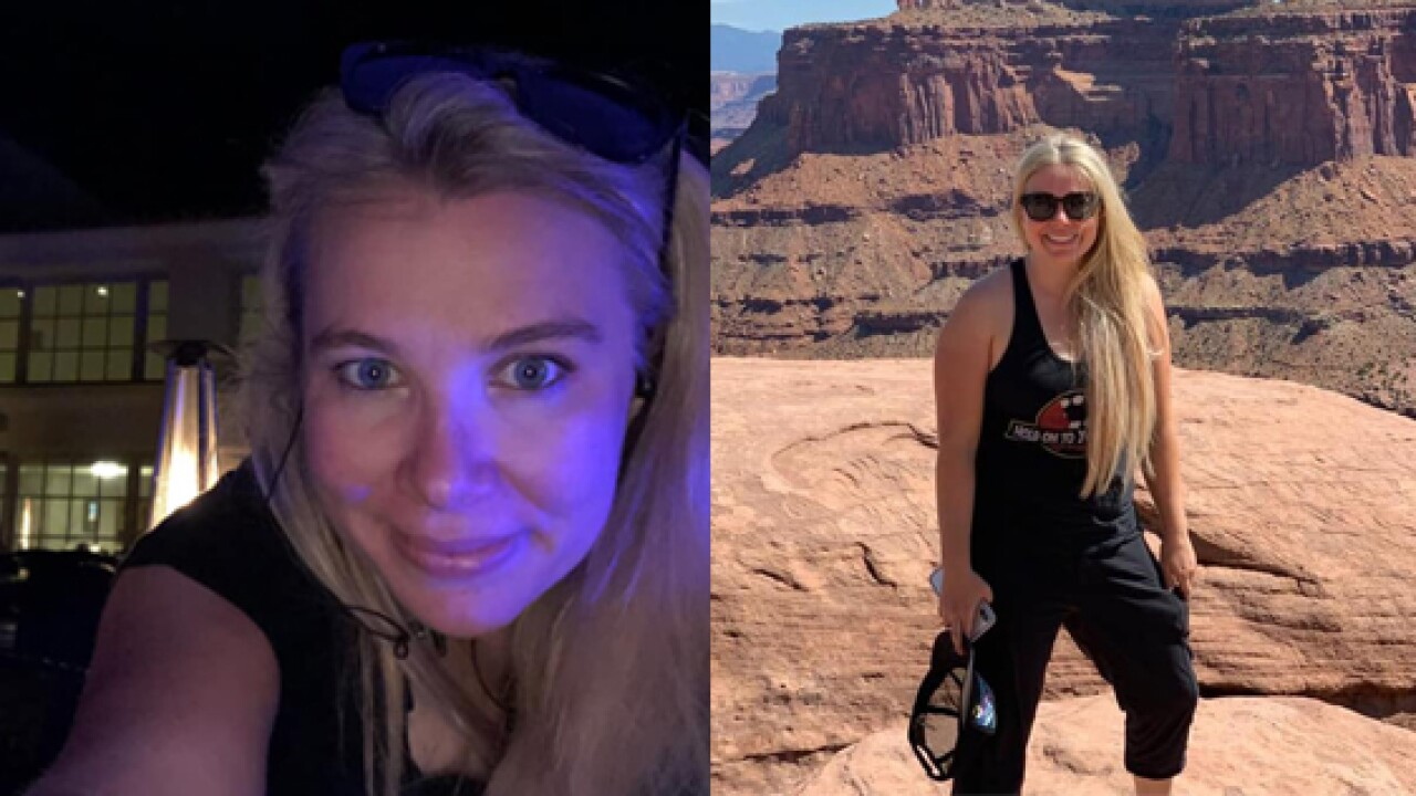 Missing woman from Utah found dead in San Jose