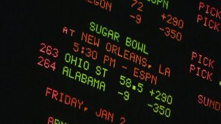 Group challenges Lottery rule requiring alcohol license to offer sports betting