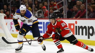 Sabres trade Alex Nylander to Blackhawks for Henri Jokiharju