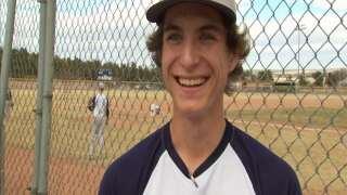 KOAA Athlete of the Week: Micah Bregard, Air Academy Baseball