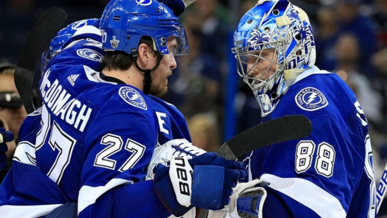 Tampa Bay Lightning playoff watch parties for Games 3 & 4 vs. Boston set
