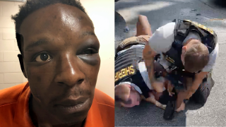 Georgia deputy fired for excessive force after video shows him punching Black man