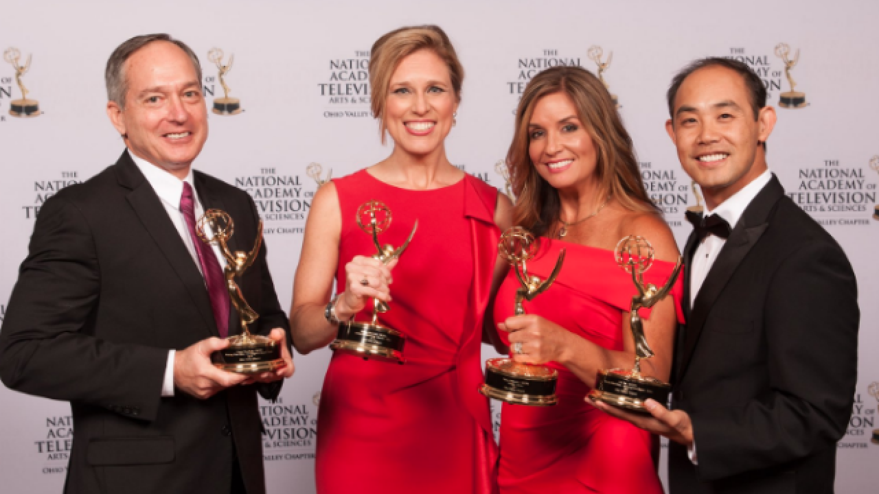 WCPO wins six regional Emmys for outstanding work