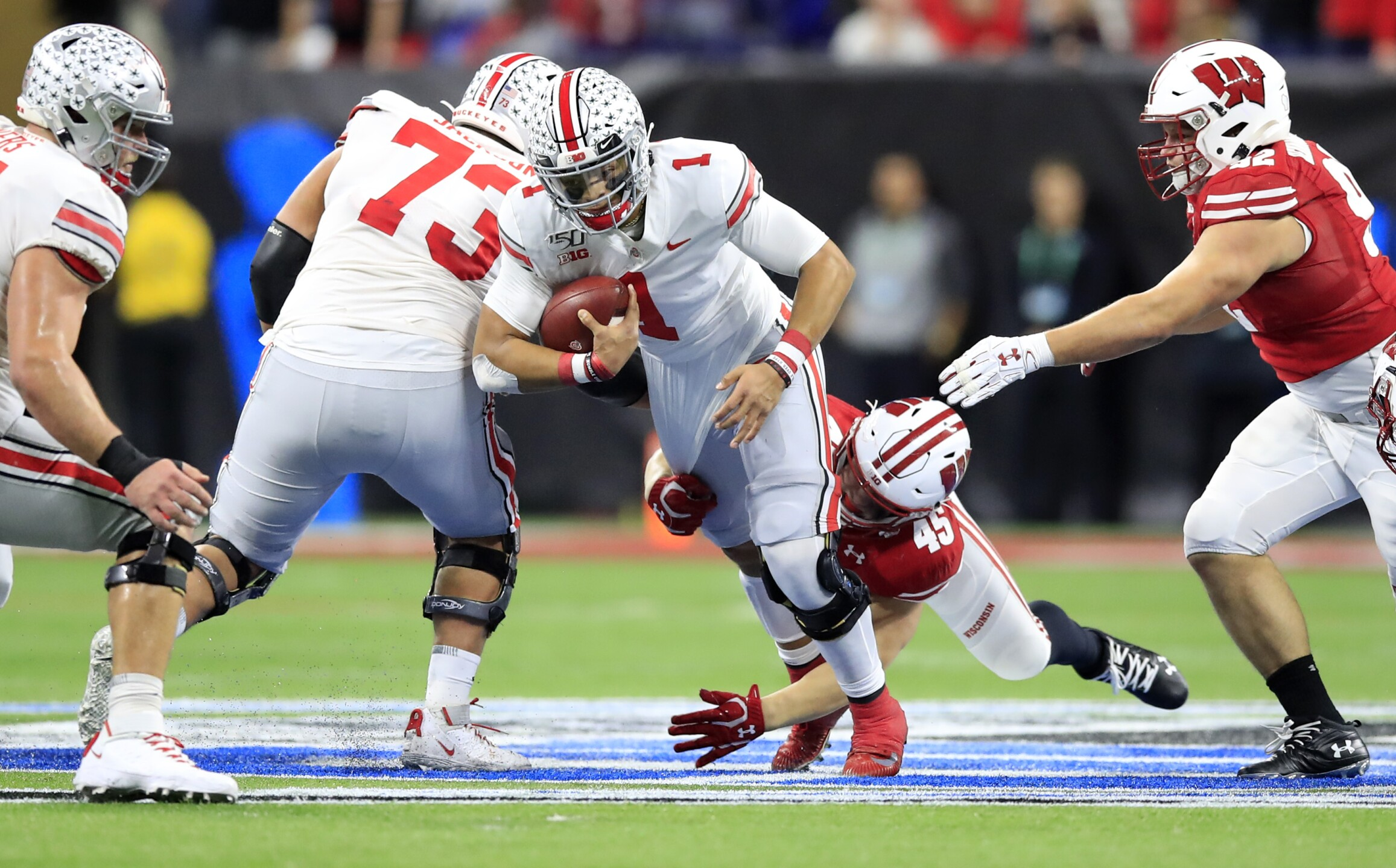 Big Ten Football Championship - Ohio State v Wisconsin