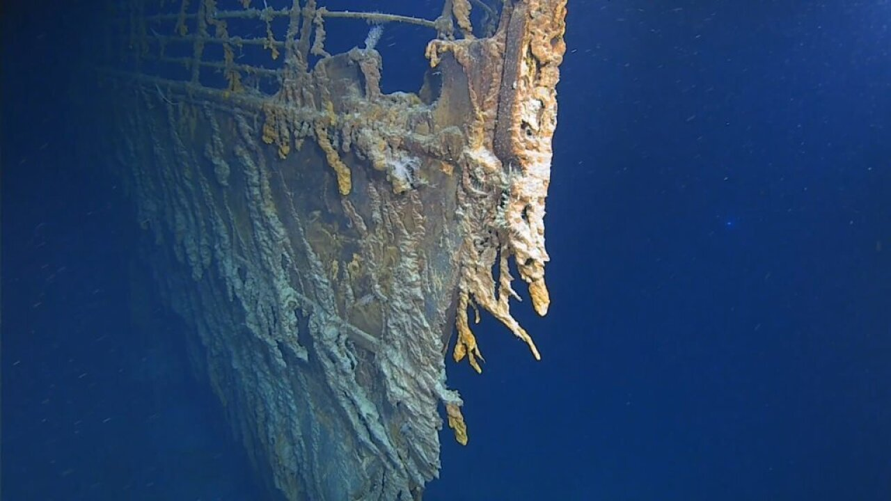 Why Titanic shipwreck could disappear in the next 20 years