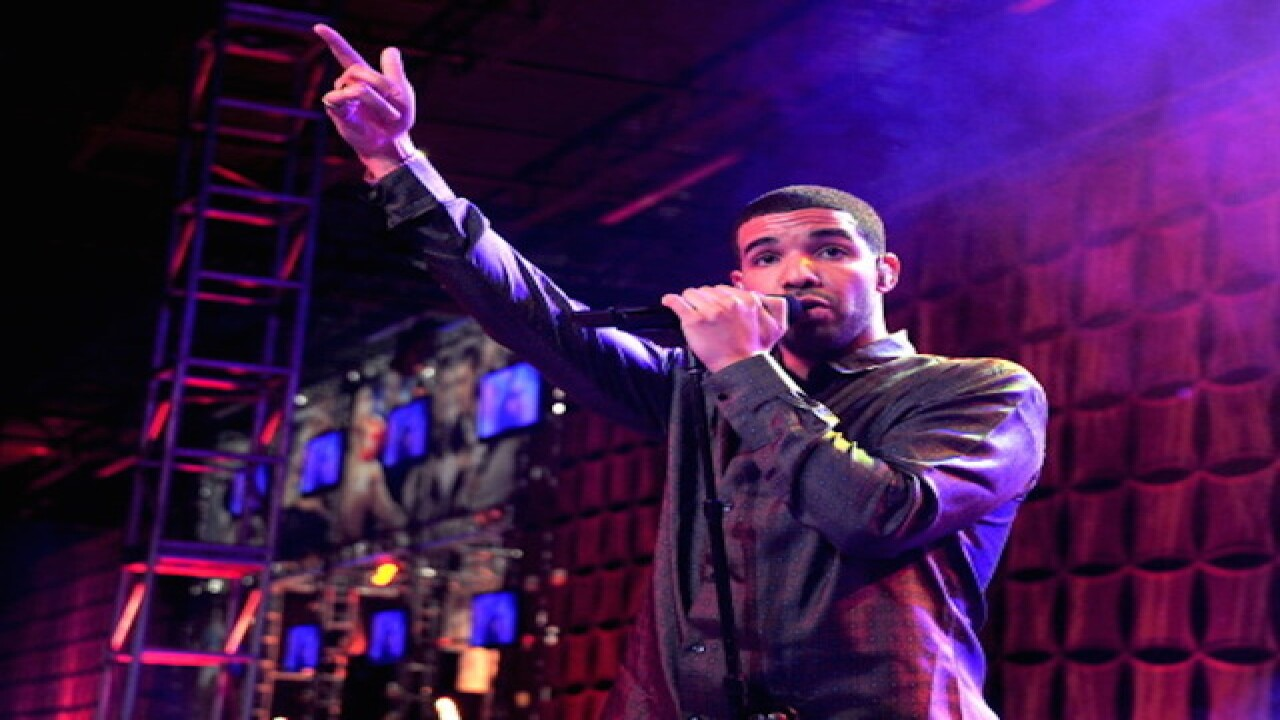 $3M in property stolen from Drake's tour bus