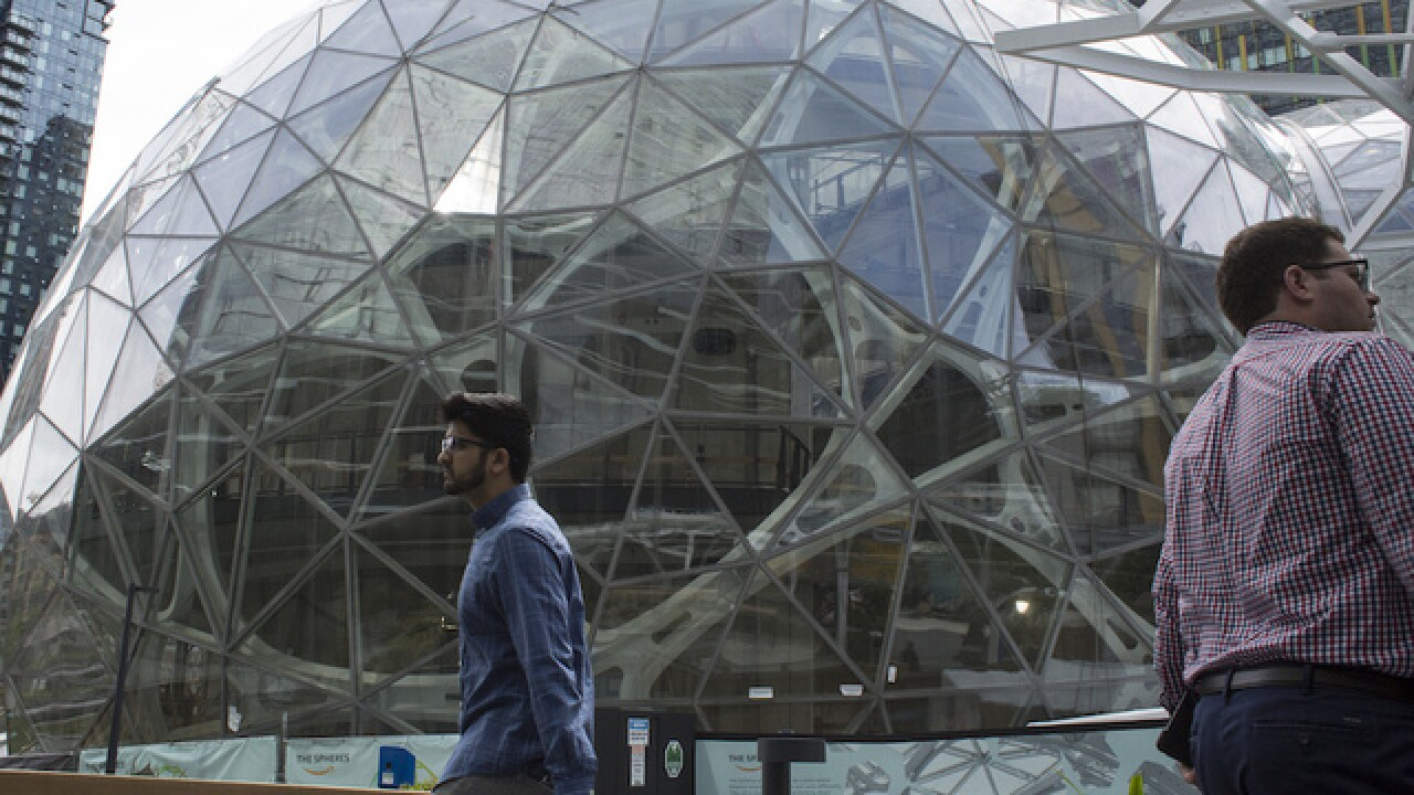 Amazon releases list of 20 finalists for HQ2