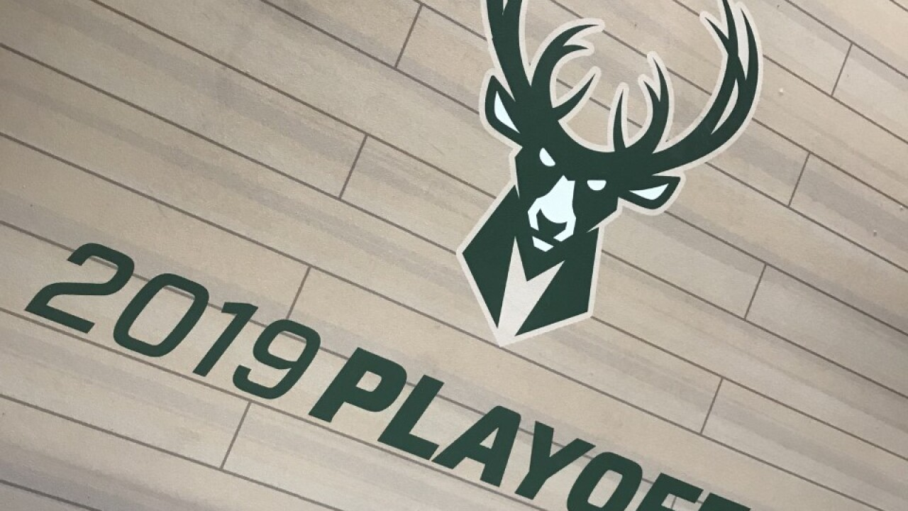Milwaukee gets ready for the Bucks postseason
