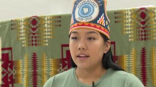 Miss Blackfeet stresses education and self-worth
