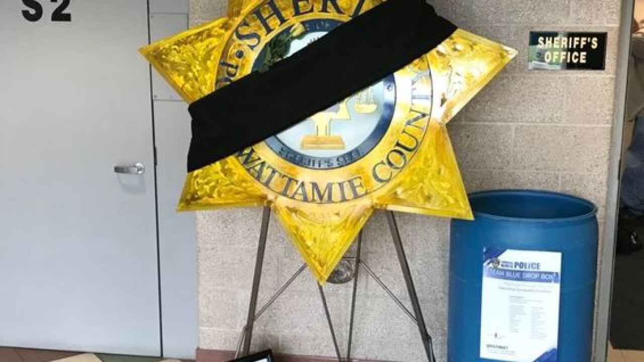 Fallen Deputy Burbridge remembered a year later