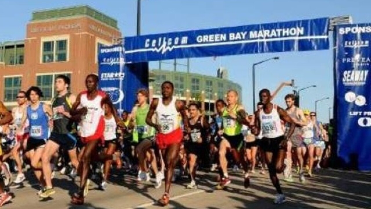 Cellcom Green Bay Marathon kicks off training season