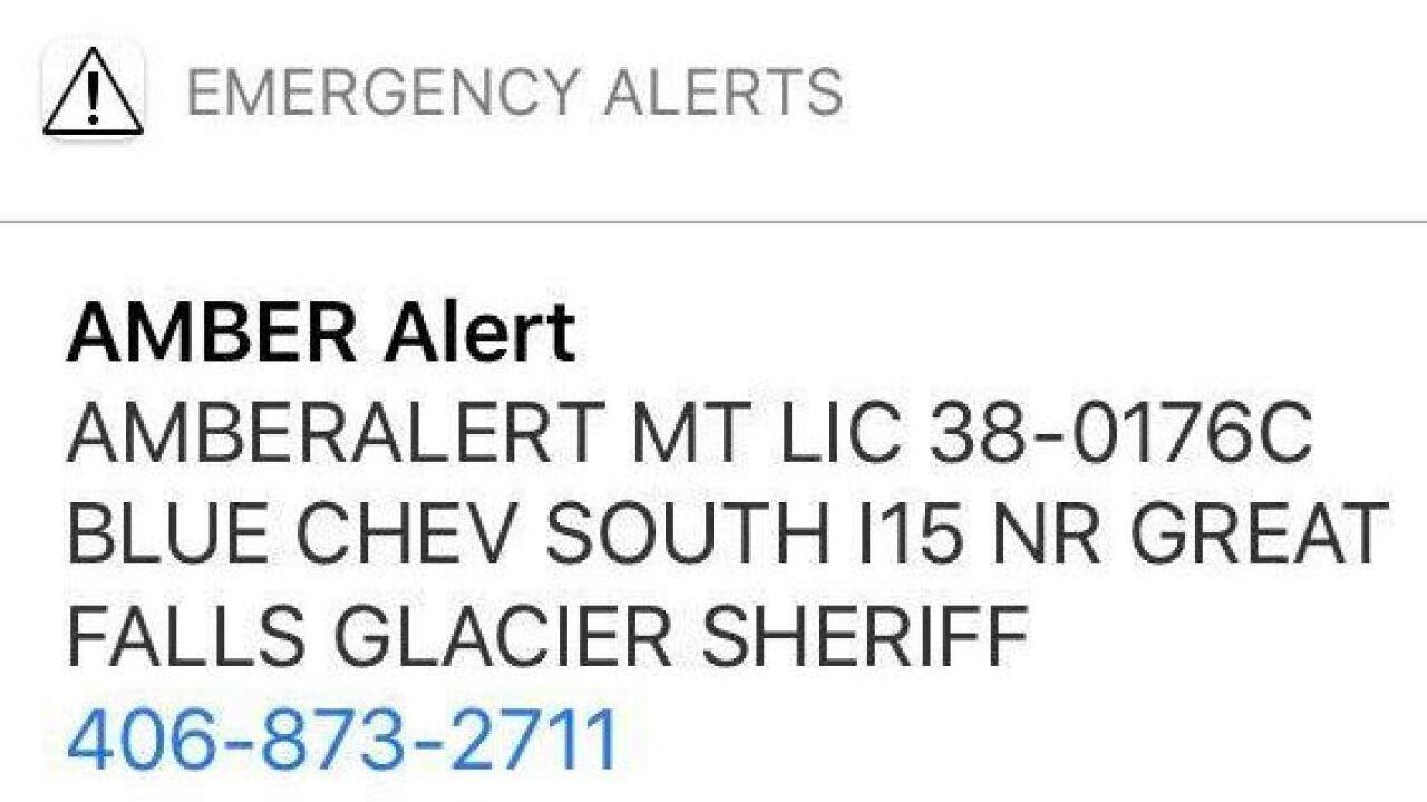 Explainer: Monday's AMBER Alert