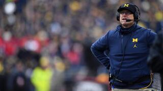 Michigan drops to No. 8 in AP Top 25 after loss to Ohio State