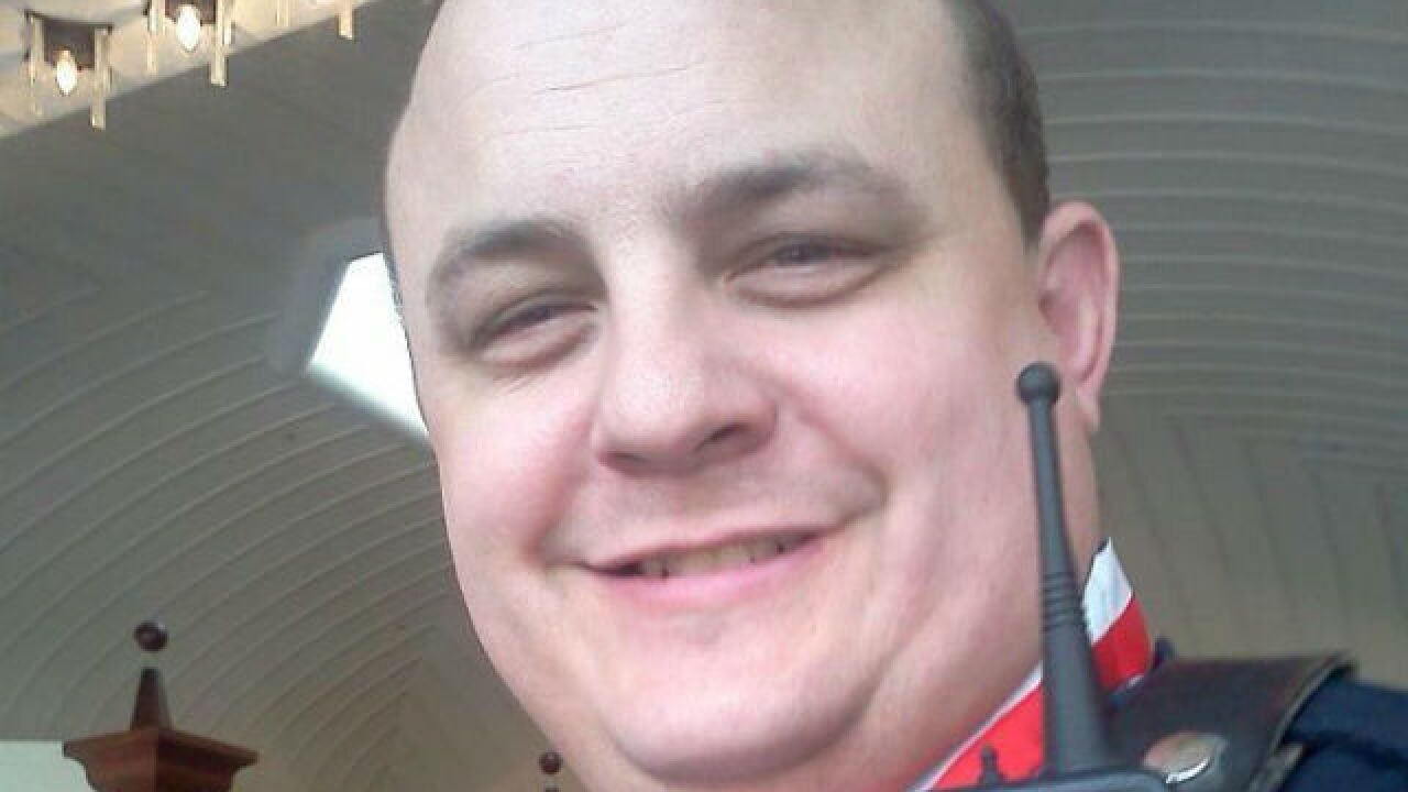 ARCHIVE: Indianapolis police officer fatally shot in domestic disturbance