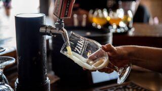 Beer to Go (The Texas Tribune)