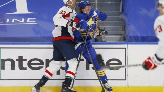 Capitols Sabres Hockey