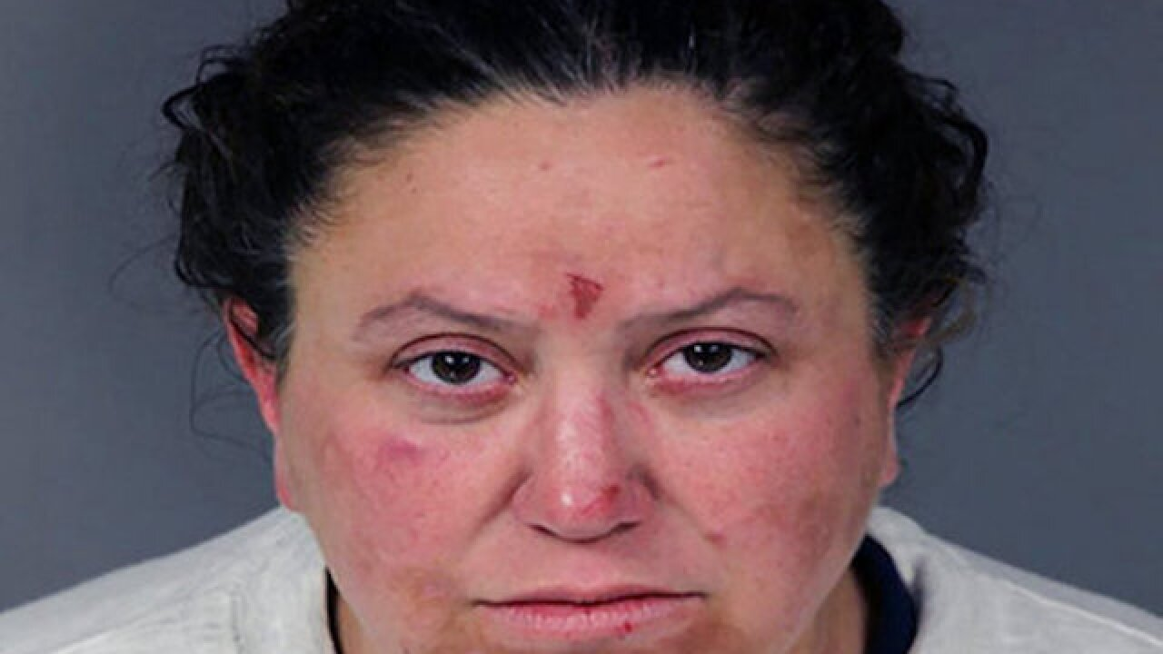 California mom attacked child in attempted exorcism, police say