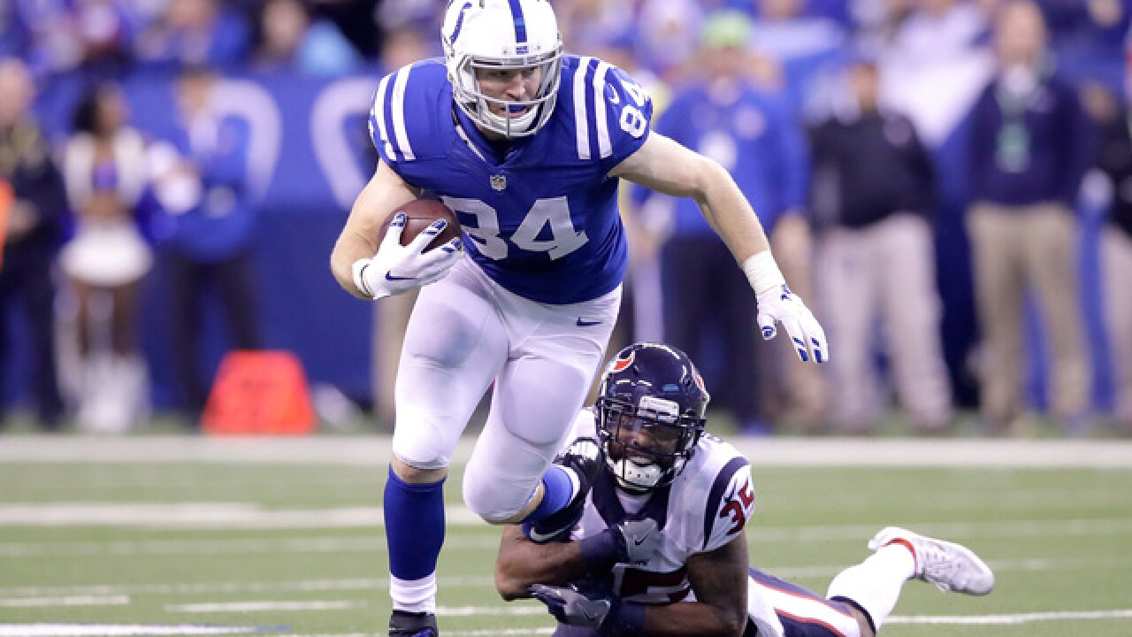 PHOTOS: Colts lose to Texans, 22-17