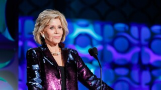 Jane Fonda arrested in DC while demanding action on climate change