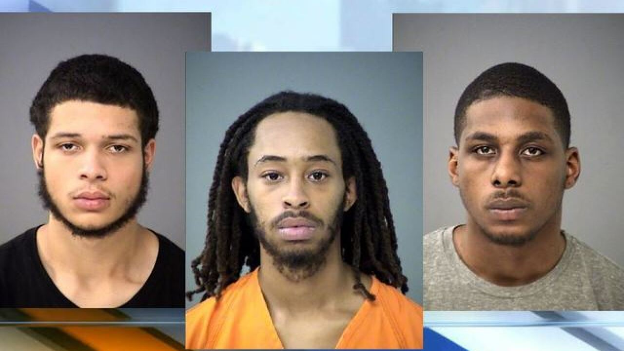 3 arrested for pizza delivery driver's murder